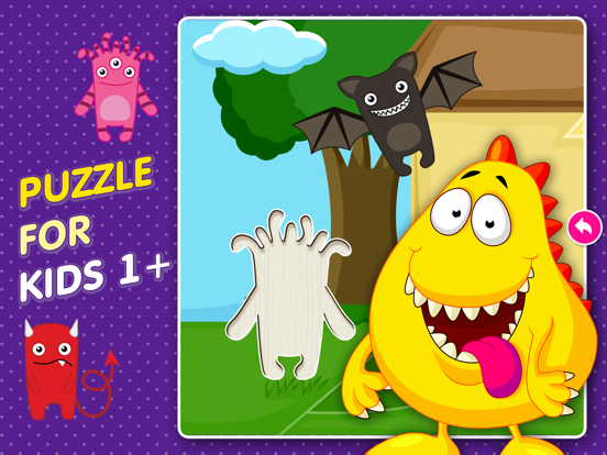 Toddler Learning Games: Kids, Baby & Boys puzzle screenshot 6