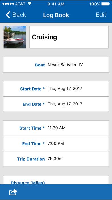 Boating Suite: Complete Boating Log Book
