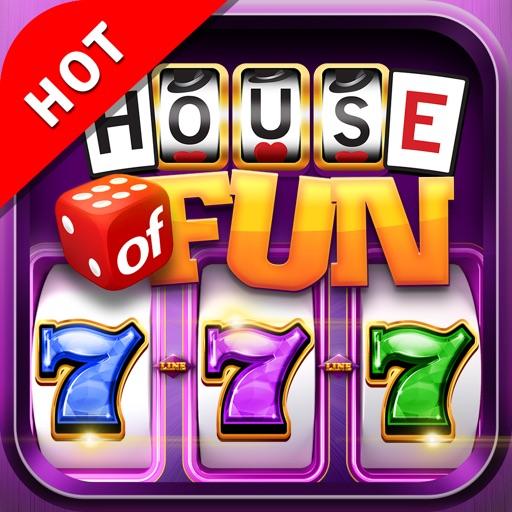Slots - House of Fun Vegas Casino Games app logo