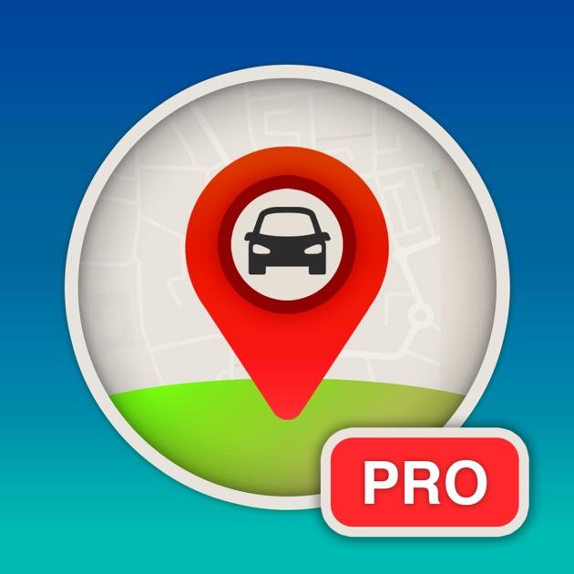Itunes Find Parked Car App