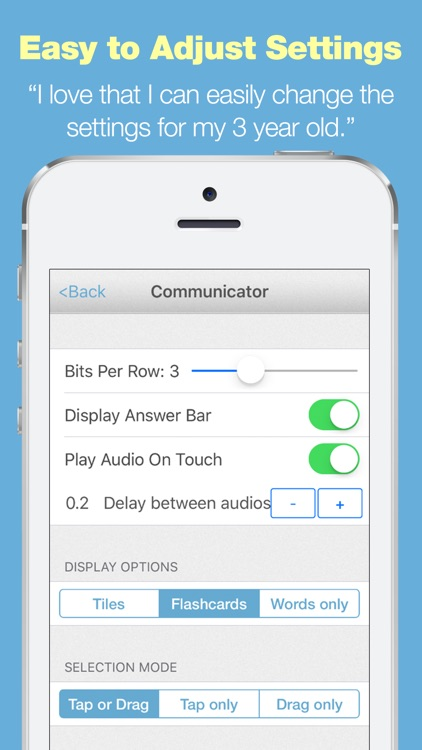 Board Communicator - AAC Speech Aid screenshot-3