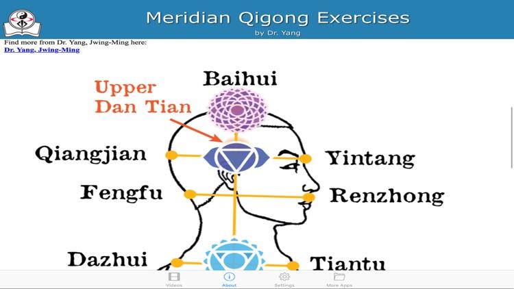 Meridian Qigong Exercises screenshot-3