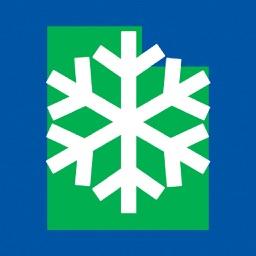 Utah Snow Map & Webcams