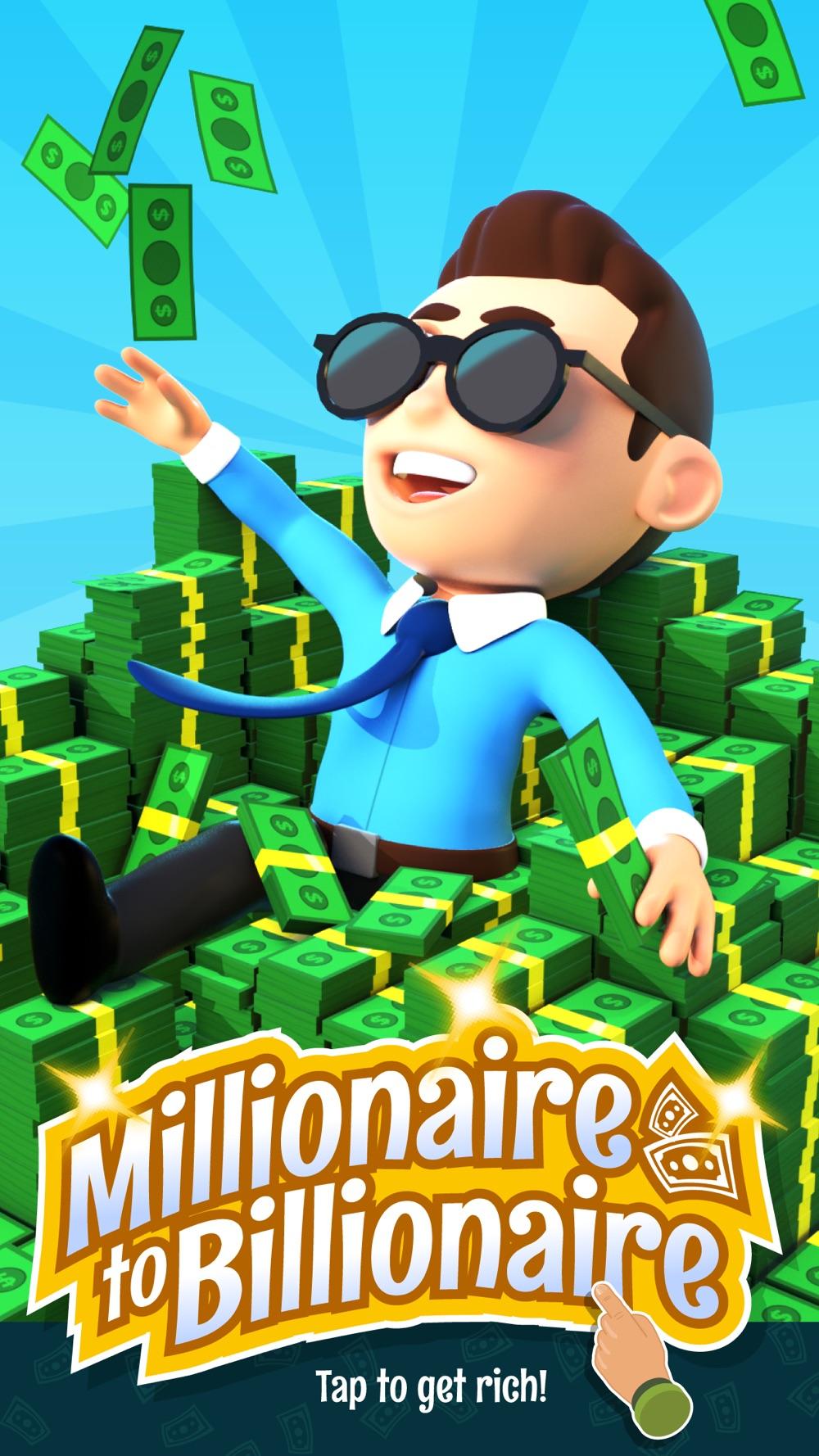 Millionaire To Billionaire – Clicker Game Cheat Codes