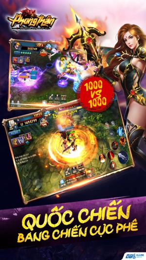 phong thần vtc game on the app store