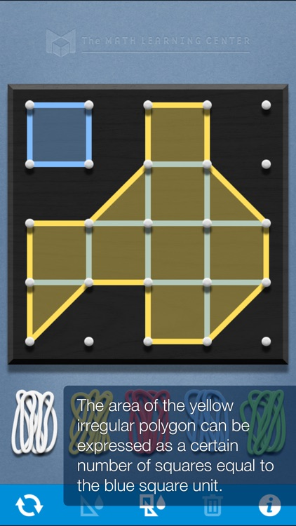 Geoboard, by The Math Learning Center screenshot-2