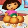 美女纸杯蛋糕 - 蛋糕烹饪游戏的女孩