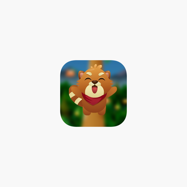 Los juegos de ardilla héroe de acción en App Store