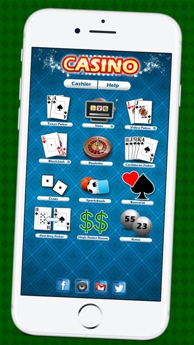 Casino & Sportsbook screenshot one