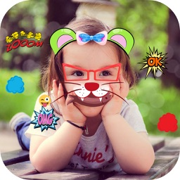 Cat Face Photo Editor - Cat Face Photo Montage
