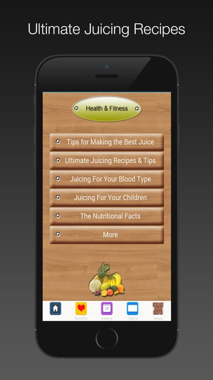 Ultimate Juicing Recipes screenshot-0