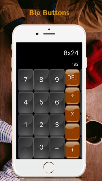 Calculator plus HD : Scientific App Calculatorのおすすめ画像1