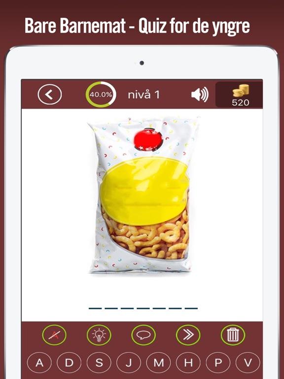 Norsk mat quiz app fasit
