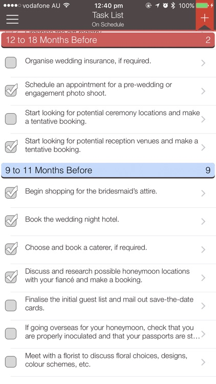 Wedding Planner PRO screenshot-0
