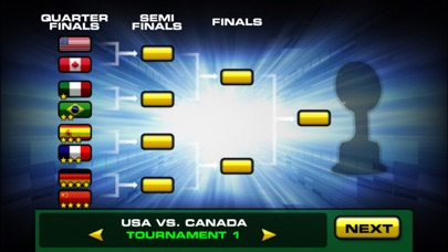 World Cup Table Tennis™ Lite ScreenShot2