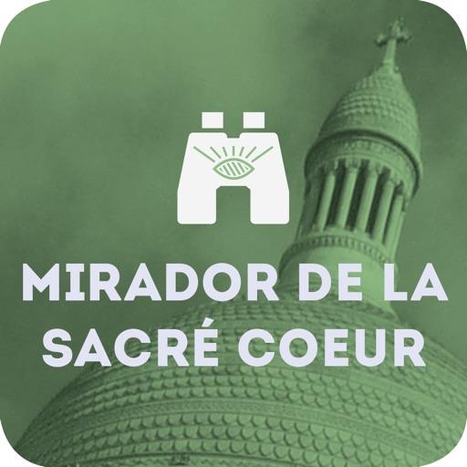 Lookout of the Sacrè Coeur. Paris