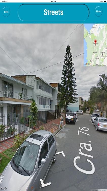 Medellin Colombia Offline City Map Navigation screenshot-4