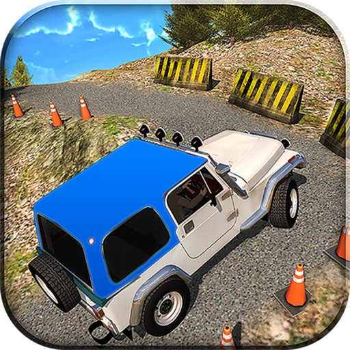Mountain Jeep Parking : Off-Road Crazy Drifting 3D