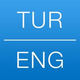 Turkish English Dictionary and Translator