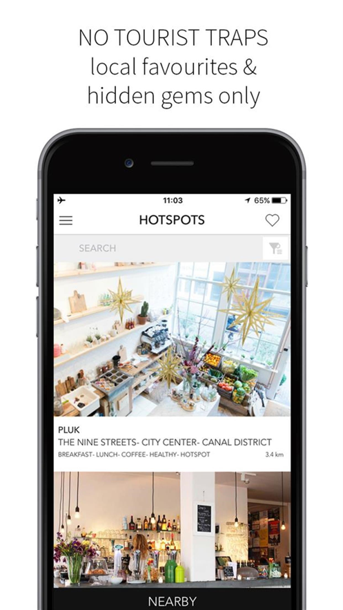 Amsterdam City Guide -YOURLBB App 截图