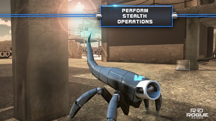 Robot Squad Stealth Operation– Spy Drone Simulator