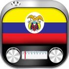 Colombia Radios / Emisoras de Radio Online FM y AM icon