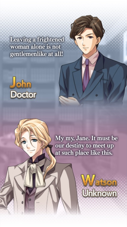 London Detective Story 2 -free otome game screenshot-3