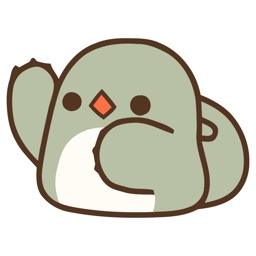 Adorable Squirrel Animated Emoji Stickers