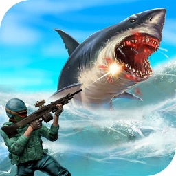 Sea Shark Attack : Eat Swimmers To Complete Level