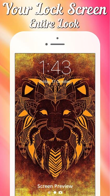 Lockscreen Wallpapers - Custom HD Wallpaper Themes