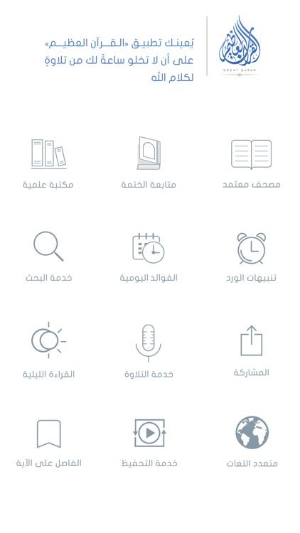 القرآن العظيم | Great Quran screenshot-4