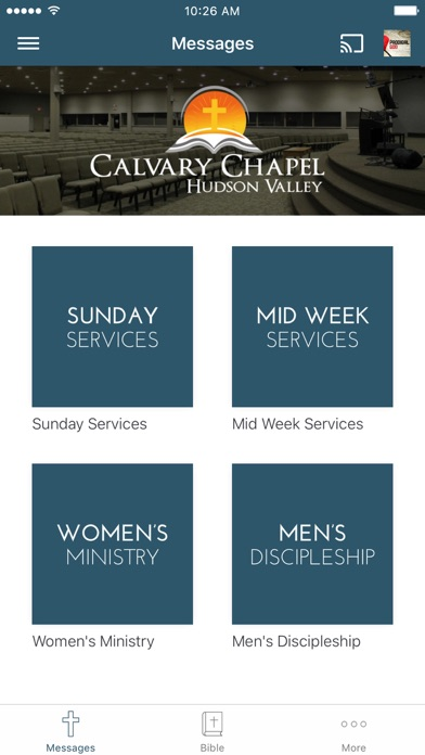 Calvary Chapel Hudson Valley screenshot 1