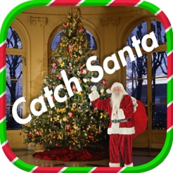 catch santa claus in my house for christmas on the app store rh itunes apple com Santa Claus' Bed Christmas Eve Santa Claus in Living Room