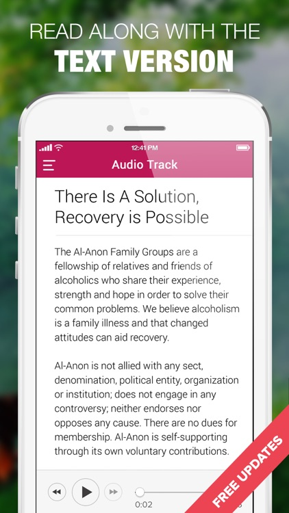 Alanon Audio Companion screenshot-4