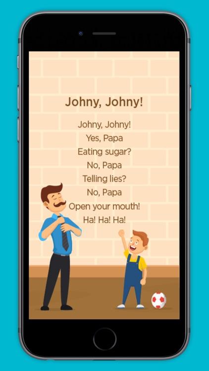 Nursery Rhymes For Children screenshot-3