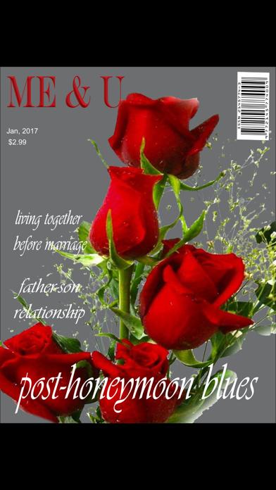 Me & U Magazine screenshot 1