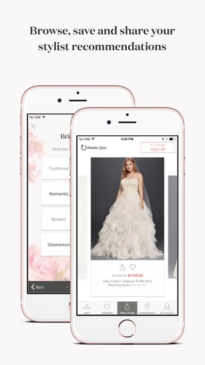 David's Bridal Wedding Dresses screenshot-4