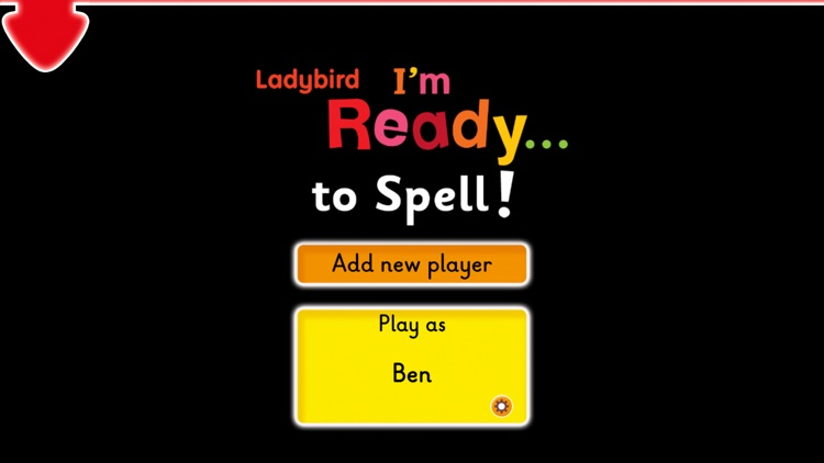 Ladybird: I'm Ready to Spell