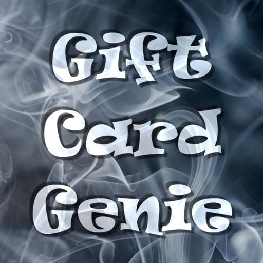Gift Card Genie iOS App