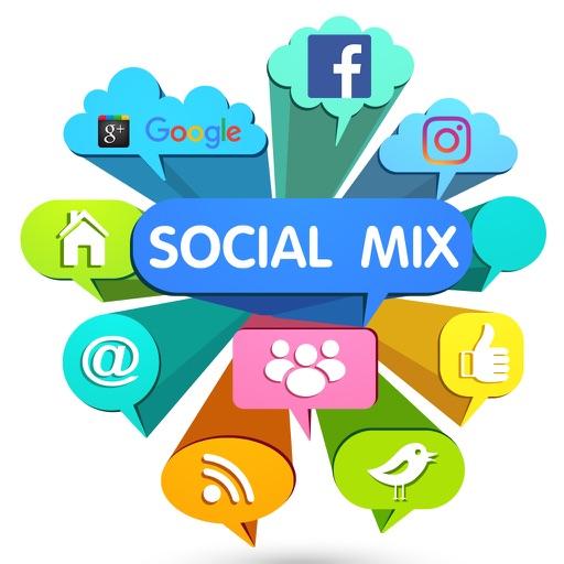 Social Mix : All Social media here