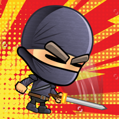Super Ninja Run - Fun Adventure Games