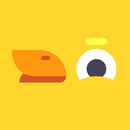 Duck Buddy - Animated Duck Stickers