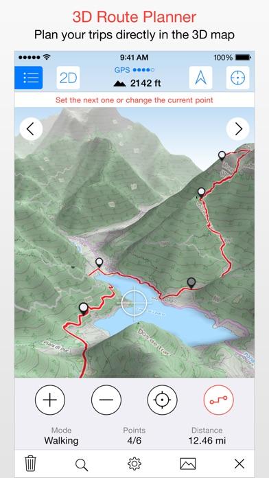 Maps 3D PRO - Outdoor... screenshot1