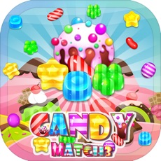 Activities of Candies Sweet Game - Match & Puzzle Free