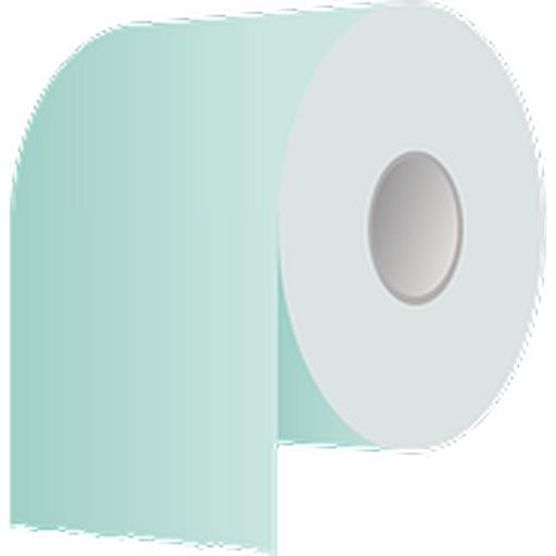 Toiletpaper Sticker Pack