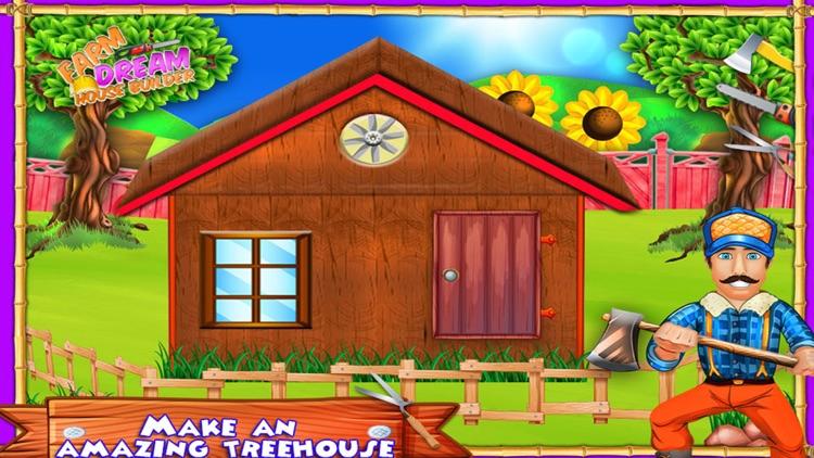 Farm Dream House Builder