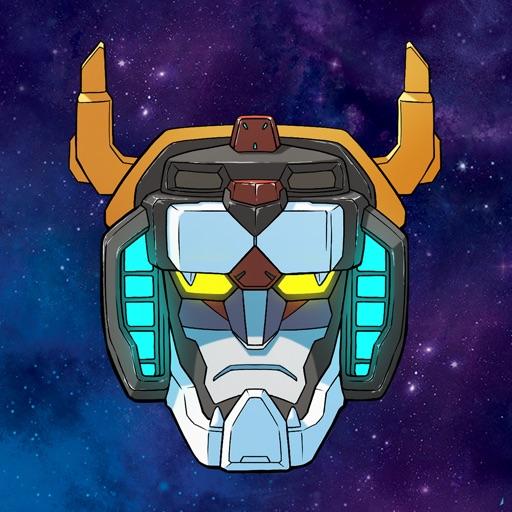 Voltron Stickers