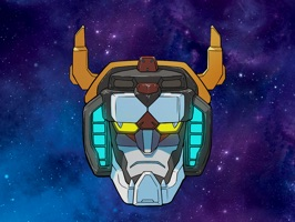 The heroes of DreamWorks Voltron Legendary Defender have landed on iMessage