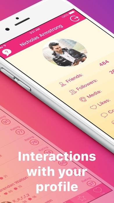 Activity for Insta Screenshots
