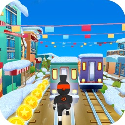 Ninja Run Subway Surf
